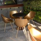 (SP-CS347) Venta al por mayor europea de gama alta moderna de los muebles de la silla del café del estilo