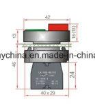 6V-380V正方形のヘッド押しボタンスイッチ