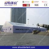 明確なスパン公平な展覧会のためのアルミニウムPVC玄関ひさしのテント