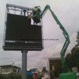 広告のための鋼鉄プレハブの掲示板