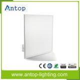 5 años de panel ultra delgado de la garantía 600*600*9m m LED para la luz de techo