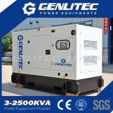 Geluiddichte Diesel 20kVA Perkins Generator (Perkins 404D-22G, Leroy Somer alternator)