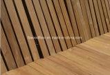 L'eau Planchers de bois de teck résistant à l'extérieur