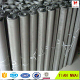 20-500 acoplamiento de alambre de acero inoxidable del micrón los 30m