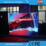 P4 Indoor Display LED em cores de tela para eventos corporativos