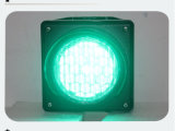 Nouveau modèle personnalisé Mini 100mm Simple Aspect Toy Traffic Signal Light