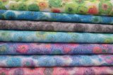 輝きPUのきらめき袋の革(E6071)