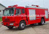 Пожарная машина пены, тележка бой пожара 4X2/4X4 FAW