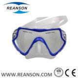 Reansonの広い眺めの高品質のフリーダイビングスノーケリングマスク