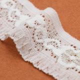 Merletto netto francese africano del vestito da cerimonia nuziale