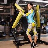 Abiti sportivi stretti di ginnastica di forma fisica dello Spandex di Teamsports di compressione corrente di addestramento