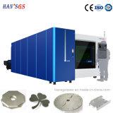 20 лет Han истории автомат для резки GS-Lfds3015 лазера волокна GS с обменянным паллетом