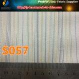 ライニング(S11.57)のための安いポリエステル縞ファブリック製造業者
