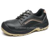 De in het groot Echte Schoenen van de Veiligheid van de Techniek van het Leer Werkende met S3 S1p En20345