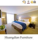工場価格3の星の木のホテルの寝室の家具(HD414)