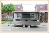 Automobile mobile dell'alimento del camion mobile dell'alimento di Ys-Fv450e da vendere