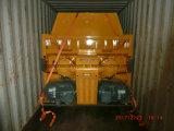 Mso1500 Sicoma Mini doble eje mezclador concreto
