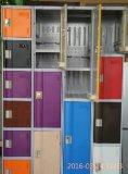 Цвет зерна локера 2 ABS дверей деревянный