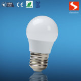 A60 E27 2700k 5W lâmpada de iluminação LED