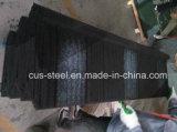 Pierre colorées en métal recouvert de tuiles en acier revêtu de couleur/tôle de toit