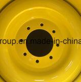 20,00*22.5/ruedas llanta de acero para aplicaciones de la Granja Agrícola