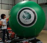 De naar maat gemaakte Opblaasbare Ballon van het Helium voor de Reclame van Opblaasbaar Product