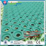 排水のゴム製マットか帯電防止ゴム製マットまたはゴムマット