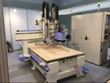 China porta de madeira fazendo máquina CNC