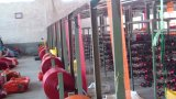 PE Net мешок для овощей/фруктов/Mesh производят подушки безопасности