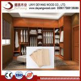 Soild Pappel-Handelsfurnierholz mit hohem Grad