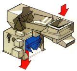 Het Ontwerp van Cwe, de Certificatie van Ce, de Verpakkende Machine van de Zak van het Netto Gewicht Open