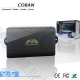 Built-in bateria grande GPS GSM Tracker Tk104, cortar óleo combustível e currículo
