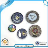 La conception spéciale logo en métal Épinglette Eagle coudre Badge
