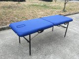Table de massage en métal, canapé de massage portatif (MT-001)