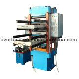 Novo Design 220-480V máquina de fazer mosaico de intertravamento de Borracha
