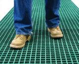 Reja del suelo de la fibra de vidrio de FRP/GRP, Kraty Pomostowe, Gitterrosten.