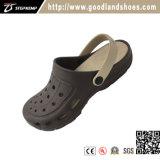 Les hommes de jardin piscine EVA occasionnels de boucher chaussures brunes 20284