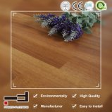 10mm 깊 빨간 Eir Sparkling Embossment Surface Laminate Flooring