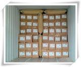De nieuwe Luchtkussens van het Stuwmateriaal van het Document van Kraftpapier van de Stijl Bruine