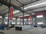 Oficina mecânica estrutural de aço pesada