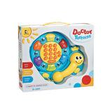 Il B/O gioca il giocattolo del telefono con indicatore luminoso & musica (H2283047)