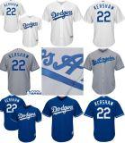 Мужчины Женщины дети Los Angeles Dodgers Mission 22 Клейтон Nik Kershaw домашней комнате альтернативных Cool Base Player Джерси
