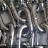 DIN763/DIN5685cのステンレス鋼のリンク・チェーンが付いている長いリンク・チェーン