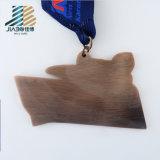 Superiore ha annunciato la medaglia Bronze su ordinazione in lega di zinco del ricordo