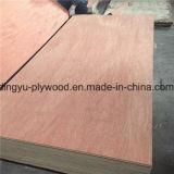 Poplar comercial / Birch / Compensado de madeira de pinho de mobiliário