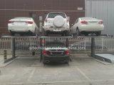 Подъем стоянкы автомобилей штабелеукладчика автомобиля столба 2 для сбывания