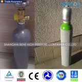 réservoir de gaz en acier de cylindre d'oxygène d'argon de 10L 40L 47L 50L