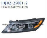 自動車部品KIAの最適K5 2015年のためのヘッドランプ(LED)適合。 OEM: 92101-2t500/92102-2t500
