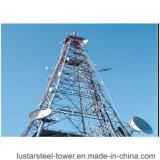 Stahldreieckiger selbsttragender Telekommunikationstelekommunikationsaufsatz im Fabrik-Preis