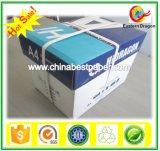 80g de elevado de papel de cópia de cor branca (papel de cópia 70G-80G)